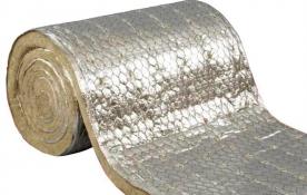 Огнезащитный материал ОБМ-5Ф (5000х1200х5) 6 м2
