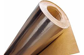 Фольга АЛУКРАФТ на бумажной основе 18 кв.м. (1,2*15м)