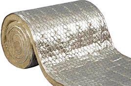 Огнезащитный материал ОБМ-5Ф (5000*1200*5)