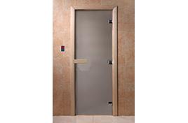 Дверь банная DW  1900х700 хвоя САТИН Теплое утро