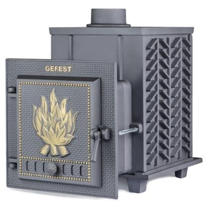 Чугунная Банная Печь Гефест (ПБ-04)