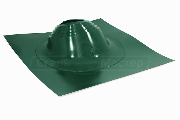 МФ — силикон — угловой — №1R — зеленый — 75—200 мм