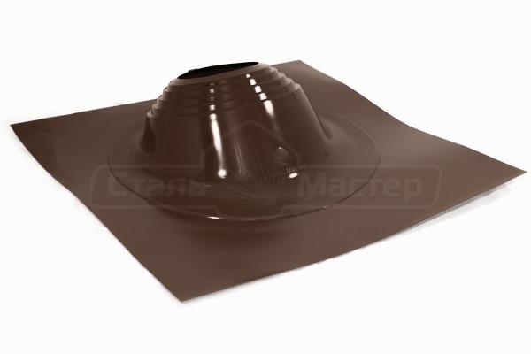 МФ — силикон — угловой — №1R — коричневый — 75 —200 мм