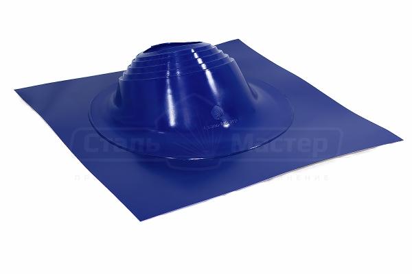 МФ — силикон — угловой — №1R — синий — 75—200 мм