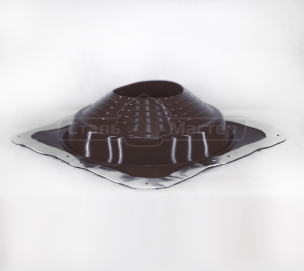 МФ — силикон — прямой — №8R — коричневый — 180—330 мм