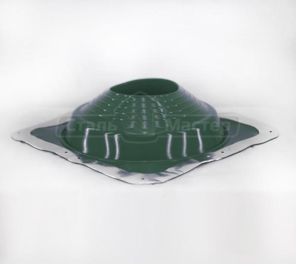 МФ — силикон — прямой — №8R — зеленый — 180—330 мм