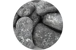 Камни для сауны хромит (10 кг)