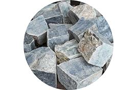 Камни для сауны Нефрит ( ведро 10 кг)