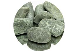 Камни для сауны Родингит (обвалованый)