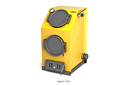 Печь - КВ ПРАГМАТИК ЭЛЕКТРО, 20 кВт, АРТ, ТЭН 6 кВт, желтый