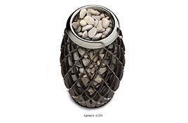Печь - сетка банная электрическая Мэри Экс, 6кВт, черная бронза